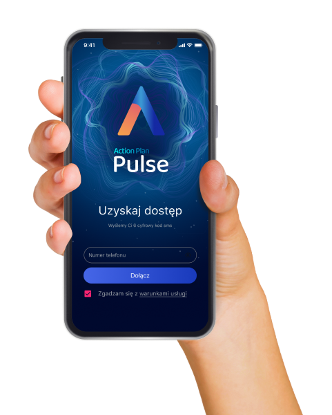 Pulse app phone desktop